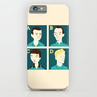 Androids iPhone 6 Slim Case