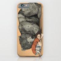 iPhone & iPod Case featuring Huntress by Sandra Dieckmann