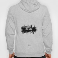 London Skyline Hoody