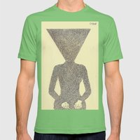 // no aire Mens Fitted Tee Grass SMALL