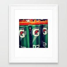 Is It In You? Framed Art Print
