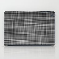 Ambient 7 In Grayscale iPad Case