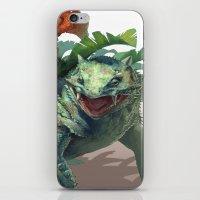 Pokemon-Venusaur iPhone & iPod Skin