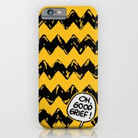 CHARLIE CHEVRON iPhone 6 Slim Case