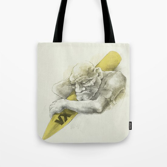WL / I Tote Bag