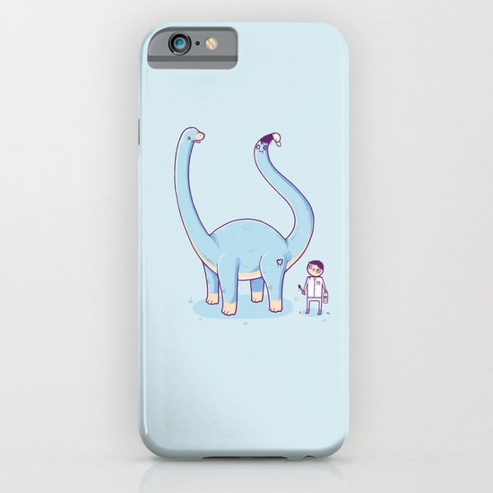 A new friend iPhone & iPod Case