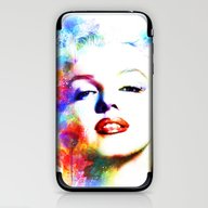 Marilyn Monroe iPhone & iPod Skin