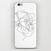 Dillas iPhone & iPod Skin