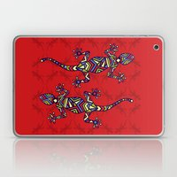 C13 GECKO 2 Laptop & iPad Skin