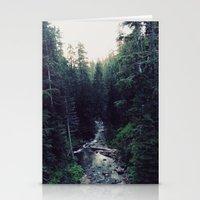 Oregon x Rainier Creek Stationery Cards