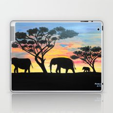 Sunset Travelers  Laptop & iPad Skin