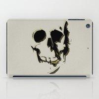 Skull #06 iPad Case