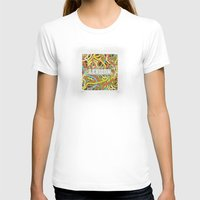 Lexicon Knox Womens Fitted Tee White SMALL