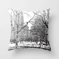 If You Really Want to Hear About It... Throw Pillow