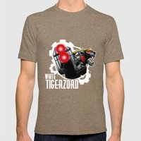 We need Tigerzord Power! Mens Fitted Tee Tri-Coffee SMALL