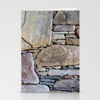 Inlaid Stone Stationery Cards