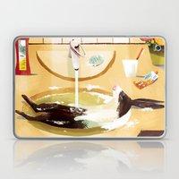 Relaxed Rabbit Laptop & iPad Skin