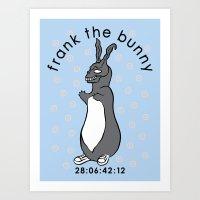 Don't Pat The Bunny Art Print