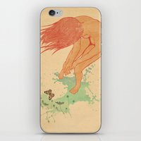 Blow Off Steam iPhone & iPod Skin