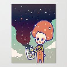 magic little star Canvas Print