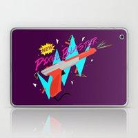 Pixel Blaster Laptop & iPad Skin