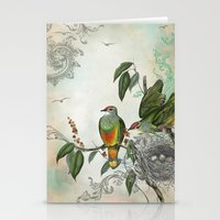 Nest Builders Stationery Cards