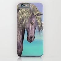 iPhone & iPod Case featuring HORSE - Dream pony by Valerie Anne Kelly
