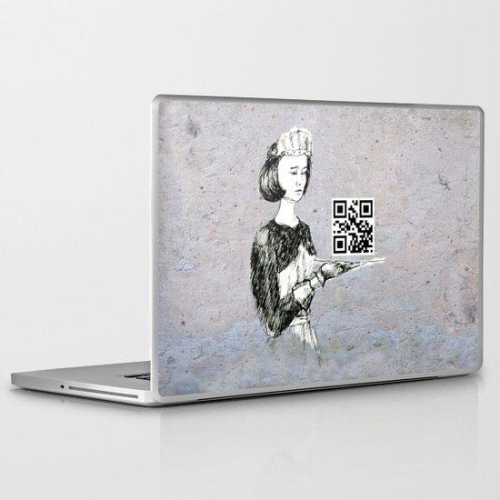 Service  Laptop & iPad Skin