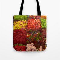 Colorful Candies Tote Bag