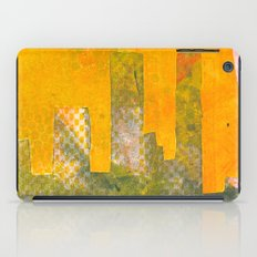 Yellow City iPad Case