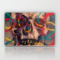 '' sad music plays '' Laptop & iPad Skin