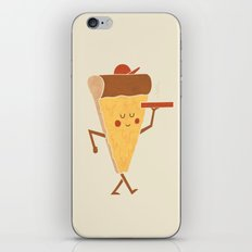 Pizza Delivery iPhone & iPod Skin