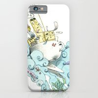 iPhone & iPod Case featuring mon petit dejèune by serenita