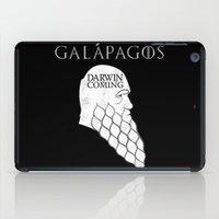 Darwin Is Coming iPad Case