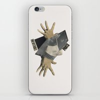 Inevitable Parts iPhone & iPod Skin