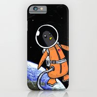 Penguinaut! iPhone 6 Slim Case