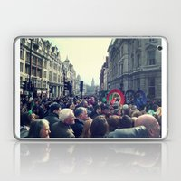 A London Parade  Laptop & iPad Skin