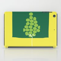 Growth by stages iPad Case