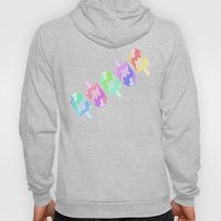 Ice Cream Melt Hoody