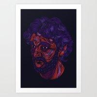 Pau! Art Print