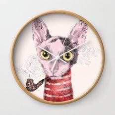 Mr.Rex Wall Clock