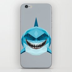 S is for Shark iPhone & iPod Skin