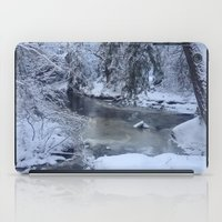 St-André River iPad Case