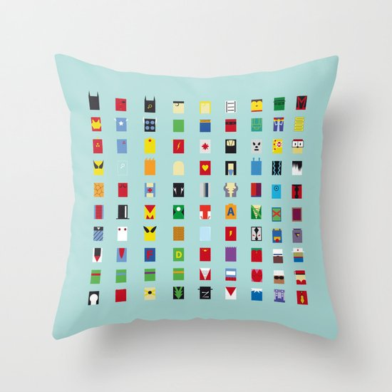 Minimalism SH Throw Pillow