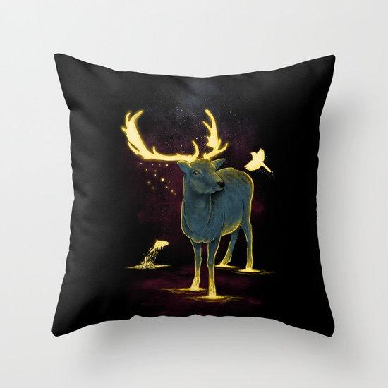 Eternal Spirits Throw Pillow