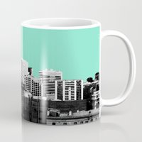City Skyline Mug