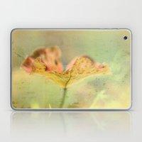 Faded Water Leaf  - JUST… Laptop & iPad Skin