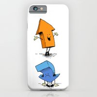 up n down show (alternate version) iPhone 6 Slim Case
