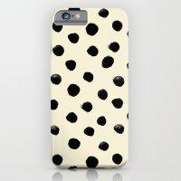 Vintage Watercolor Dots … iPhone 6 Slim Case