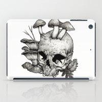 Mushrooms iPad Case